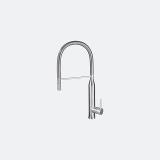ก๊อกน้ำอ่างล้างจาน ก๊อกน้ำสแตนเลส ก๊อกน้ำ 2 ทาง ก๊อกน้ำทรงสูง ARDO