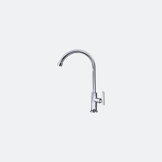 ก๊อกน้ำอ่างล้างจาน ก๊อกซิงค์ล้างจาน ก๊อกน้ำสแตนเลส CURVE