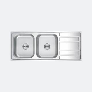 ซิงค์ล้างจาน รุ่น KNIGHT 1200/500