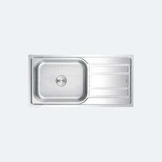 ซิงค์ล้างจานสแตนเลส รุ่น KNIGHT 1000/500