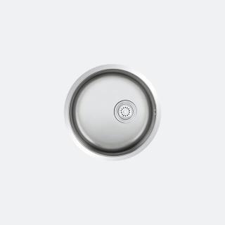 ซิงค์ล้างจาน 1 หลุม CIRCULAR 450