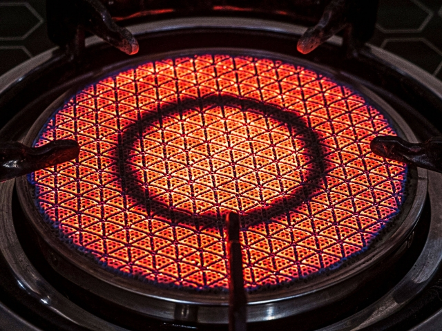 เตาแก๊ส 2 หัว เตาแก๊สตั้งโต๊ะ เตาแก๊สอินฟาเรด เตาแก๊สสแตนเลส HP70-2IR/MSE