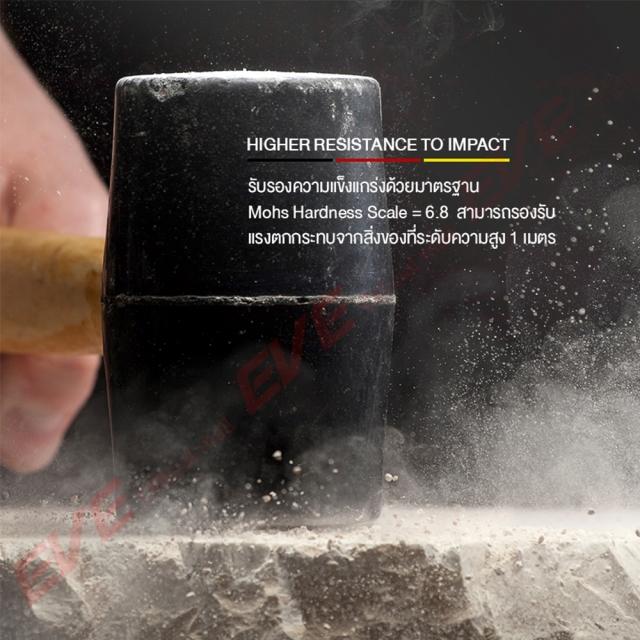 อ่างล้างจานหินแกรนิต รุ่น PATIA 570/500 BLACK