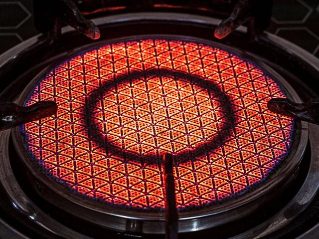 เตาแก๊สหัวเดียว เตาแก๊สตั้งโต๊ะ เตาแก๊สอินฟาเรด เตาแก๊สสแตนเลส HP30-1IR/MSE
