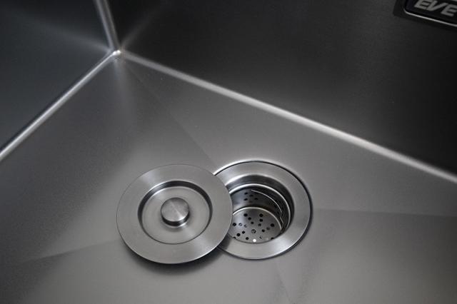 ซิงค์ล้างจาน รุ่น CARBONYTE 1000/520 RH